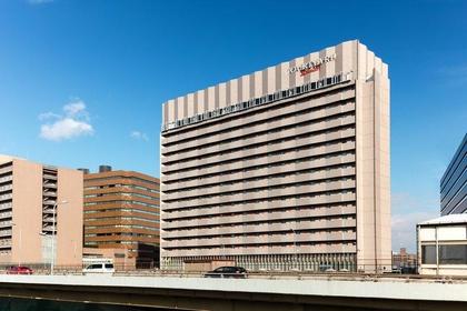 新大阪站万豪万怡酒店 image
