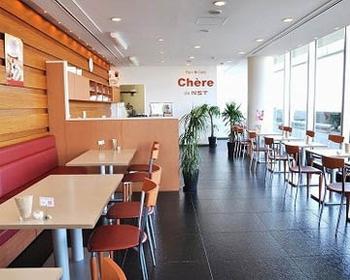 パンとカフェ シェール NST店 image