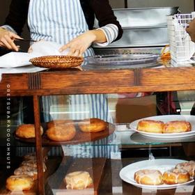 BETSUBARA甜甜圈 材木座店 image