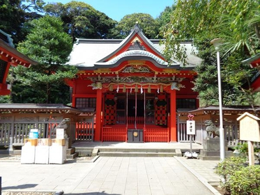 Enoshima Shrine Nakatsumiya image