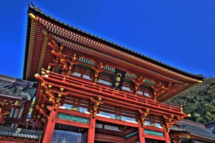 鹤冈八幡宫 image