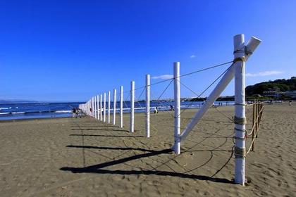 Katase Higashihama Beach image