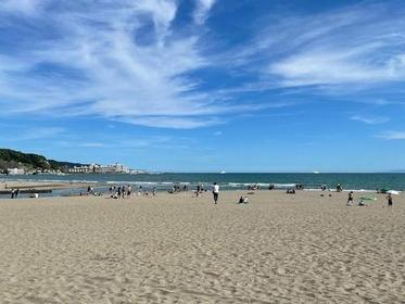 Yuigahama Beach image