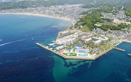 Riviera Zushi Marina image