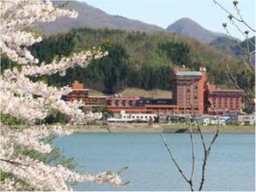 中瀬遊歩道入口 image