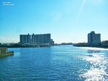 【海の駅 散策15】ニューポート江戸川周辺コース2