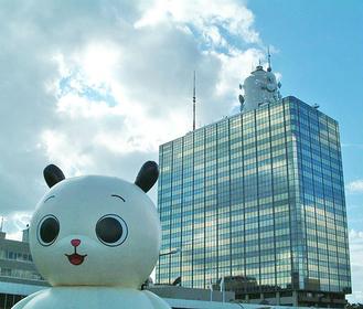 ぷらっと!NHKスタジオパーク-から有栖川宮記念公園へ