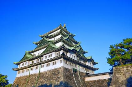 名古屋城を歩いてみよう!