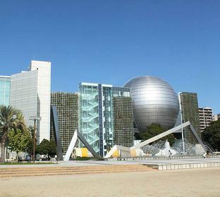 【日本最大で世界最大のプラネタリウム】 名古屋市科学館周辺を歩いてみよう!