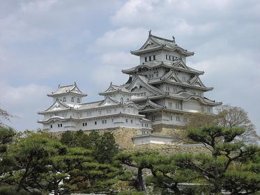 お城を巡ろう!-姫路城-