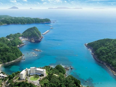 Comfortable Hotels On and Near Izu Islands