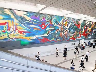 东京的艺术景观