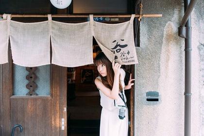 우에노 사쿠라기아타리(上野桜木あたり)
