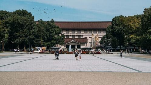 Ueno Museums