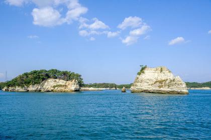 The Archipelago of Matsushima