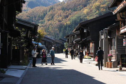 What to See in the Kiso Valley