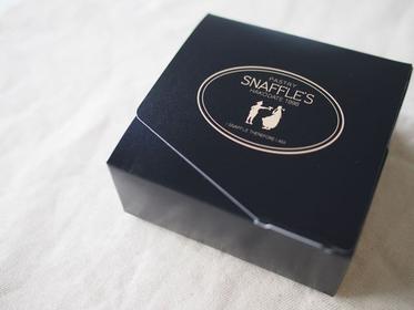 小さな黒いボックスに入っていて高級感たっぷり