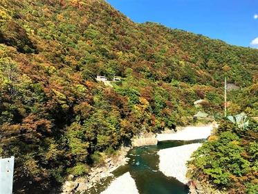 絶景の乗り鉄旅!紅葉が楽しめる「会津鉄道・お座トロ展望列車」の魅力