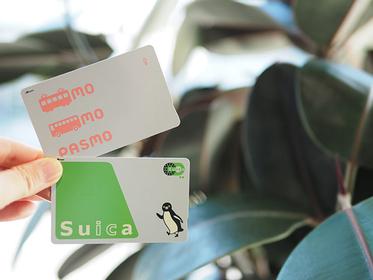 스이카와 파스모:일본에 오면 해야 할 교통 IC카드 구입
