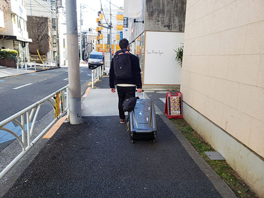 How to Leave your Luggage in Shibuya
