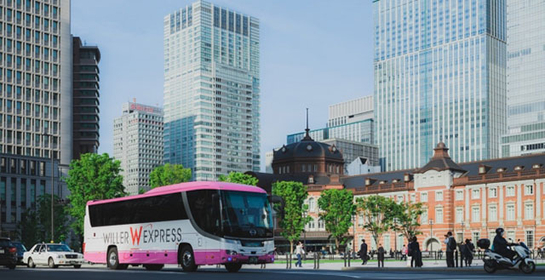 Cheap and fast! 1,000 yen buses that connect Narita Airport and Tokyo