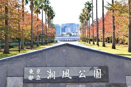潮風公園・全景