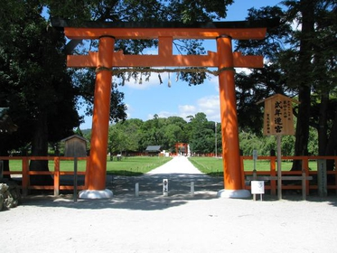 賀茂別雷神社(上賀茂神社)