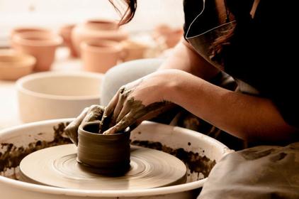 春日野窯 陶芸イメージ