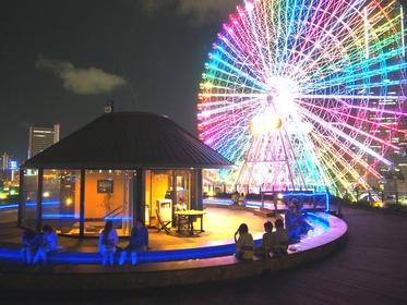 【橫濱・港未來(みなとみらい)】深夜的約會必去,10個觀光景點與晚上的咖啡廳