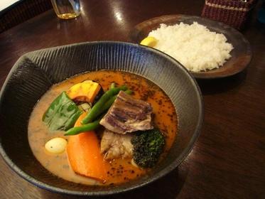 에조시카to야사이카레 (エゾシカto野菜カレー)