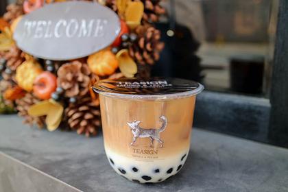 珍珠奶茶M 475円(含税)