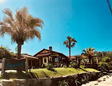 「Beach Café SUSET」外觀