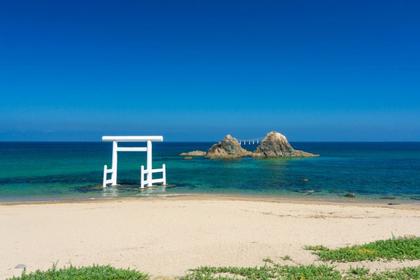 二見ヶ浦海岸 夫婦岩
