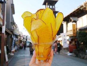 川越観光におすすめ!お芋スイーツや話題のおにぎりを食べ歩きする完全ガイド!