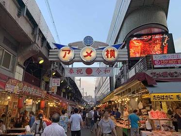 上野・観光・おすすめ・ランチ・グルメ・スポット・絶品・安い・美味しい・アメ横