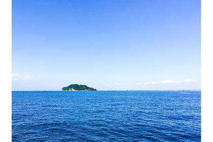 神奈川・横須賀市にある、唯一行くことのできる無人島「猿島」