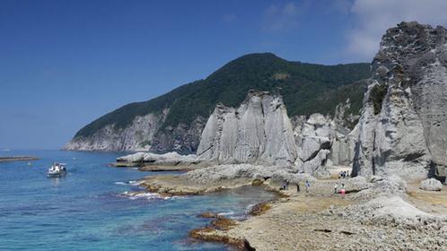 遊覧船で極楽浄土「仏ヶ浦」へ行こう!