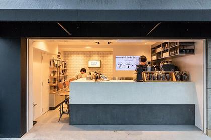 DRIP&DROP COFFEE SUPPLY 銀閣寺店 外観