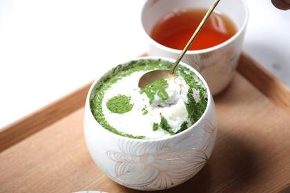 祇園あいすセット(抹茶味、ほうじ茶味、紅茶味) 各1000円