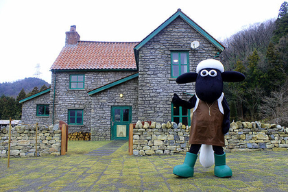 Shaun the Sheep Farm Garden