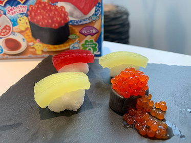 New style Japanese Souvenirs: Food samples confectionery experience report!