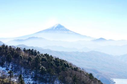 Mt.Daibosatsu
