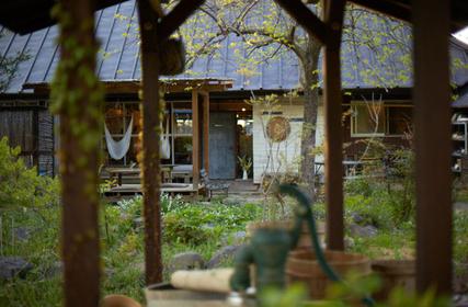 야마나시에 있는 옛 민가 카페 5선