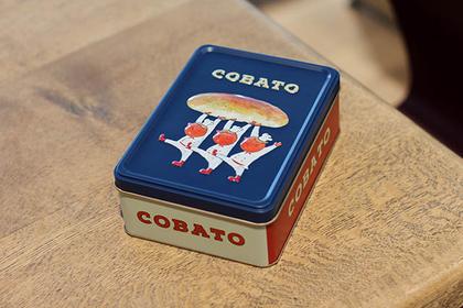 COBATO 月桂焦糖餅乾(speculoos)罐