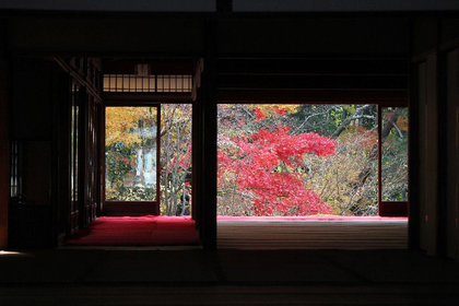 2019 Best Autumn Color spots around Ginkakuji Temple and Nanzenji Temple