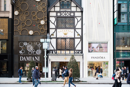 The Best Shopaholic's Guide to Ginza and Nihonbashi