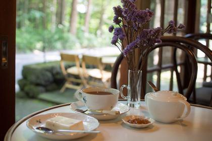 軽井沢のおすすめカフェ おすすめスイーツメニュー 観光中の休憩スポット