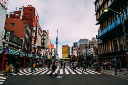 Itineraries - From Asakusa to Sky Tree