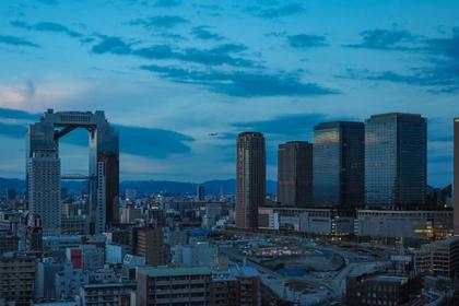 Umeda Sky Building's