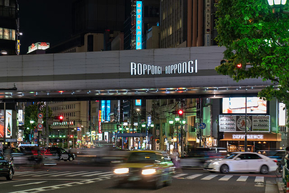 Nightlife in Roppongi: Take a walk on the wild side